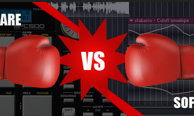 Music Hardware vs Music Software