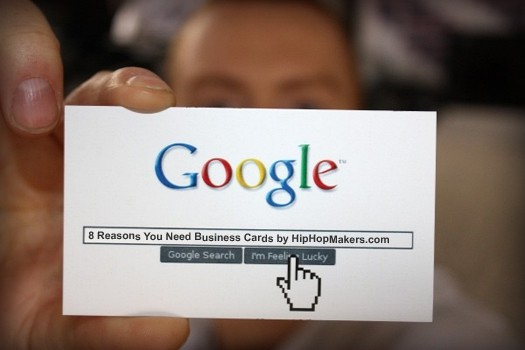 8 Reasons You Need Business Cards
