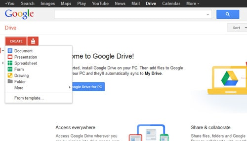 Use Google Drive to Send Beats