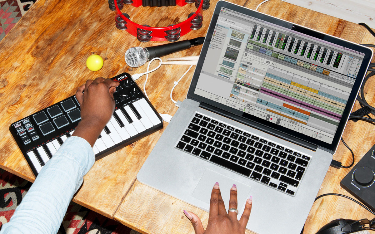 What's Your Favorite Music Production Software