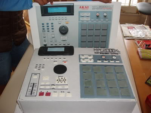 Midi Production Center