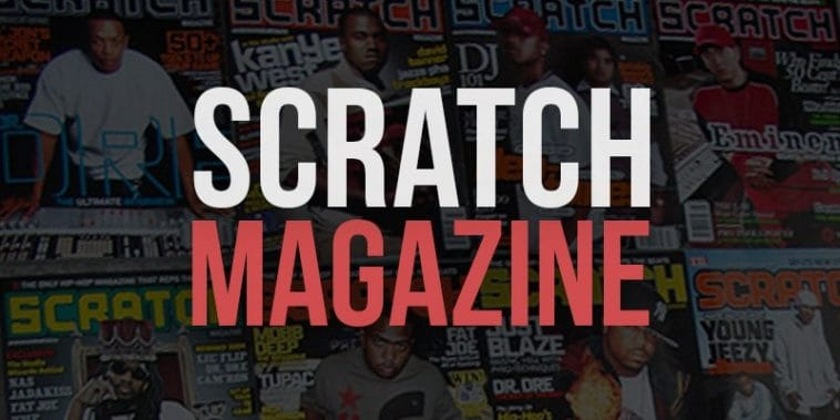 Scratch Magazine Collection - All Covers