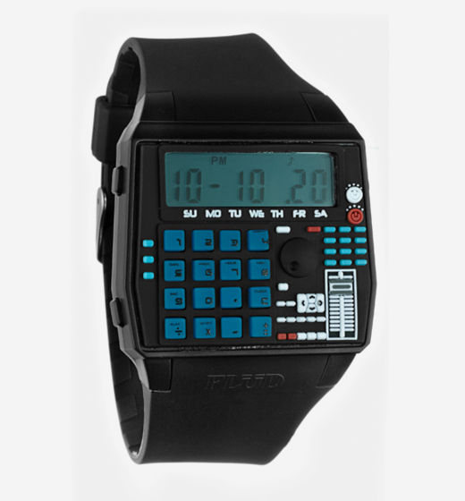 Flud Watches: MPC Watch