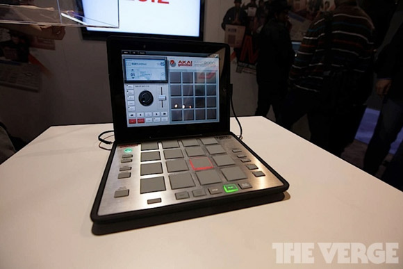 Akai MPC Fly – Turn your iPad into an MPC.