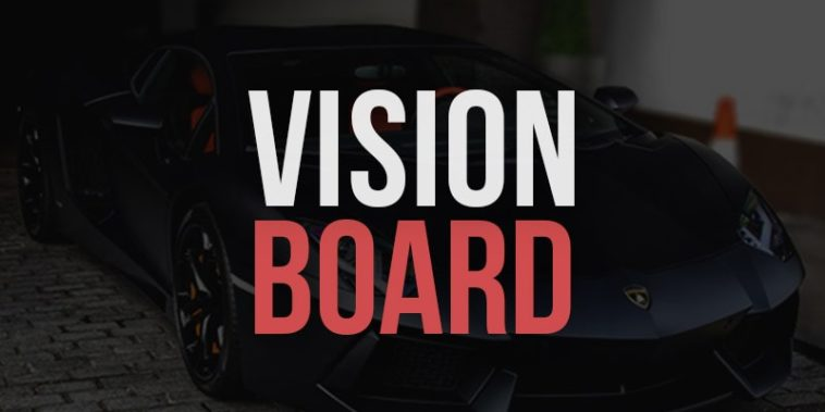 How to Create a Vision Board Using Pinterest