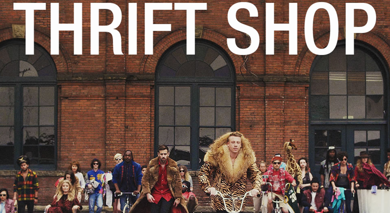 """How Macklemore Got """"Thrift Shop"""" to #1 on the Radio"""