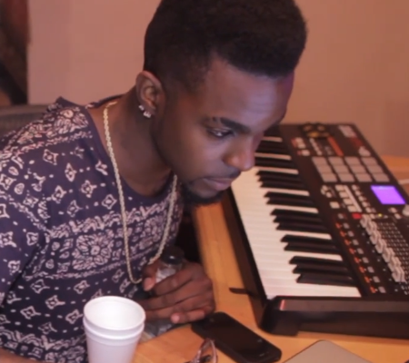 Roscoe Dash on Working with Mannie Fresh & Making Beats
