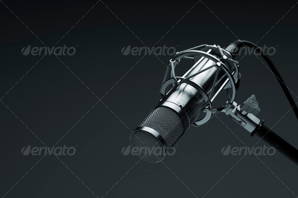 Microphone 13
