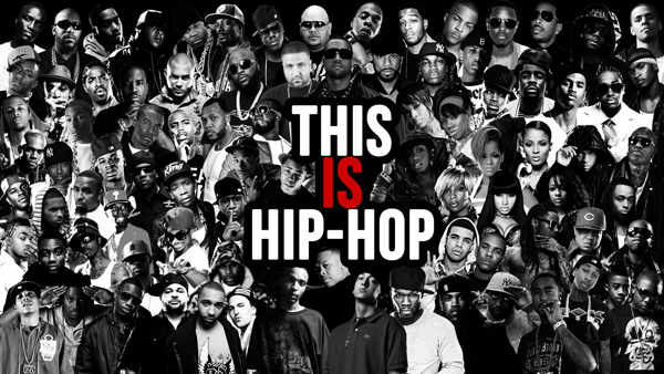 This is Hip Hop Music Wallpaper