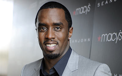 P. Diddy Gives Entrepreneurial Advice