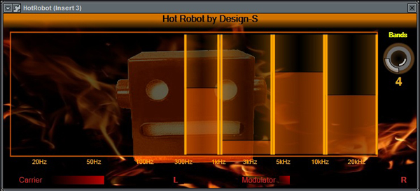 Hot Robot Vocoder - Best Free VST Plugins for FL Studio