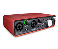 Focusrite Scarlett Recording Audio Interface