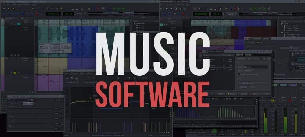 20 Free Music Production Software Apps In 2020 Free Daws