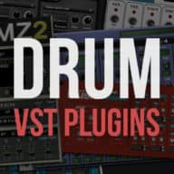 15 Best Free Drum VST Plugins