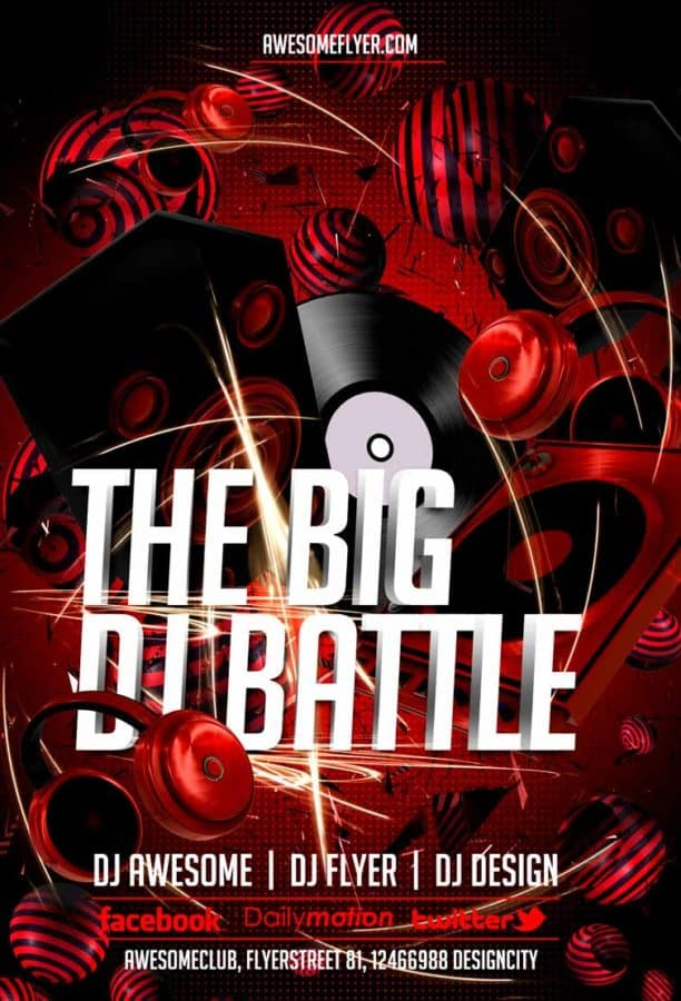 free-dj-battle-flyer-template-awesomeflyer-preview