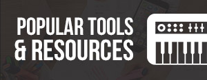 Music Production Tools & Resources