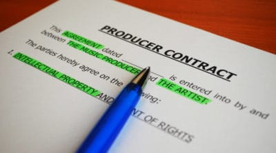 Free Beat License Agreements /  Free Music Contract Templates