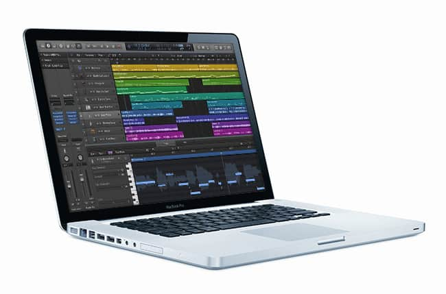 Apple Computer for Music Production