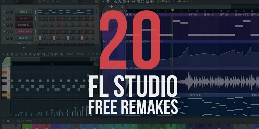 FL Studio Remakes