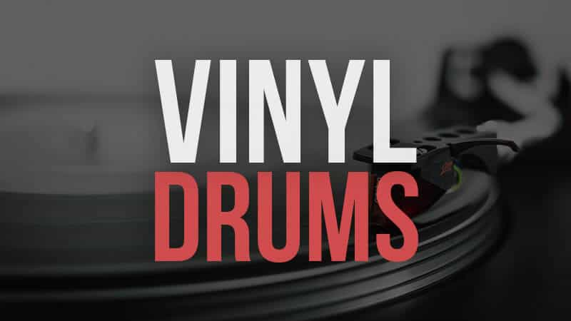 Free Vinyl Drum Kits - Free Vinyl Drum Samples