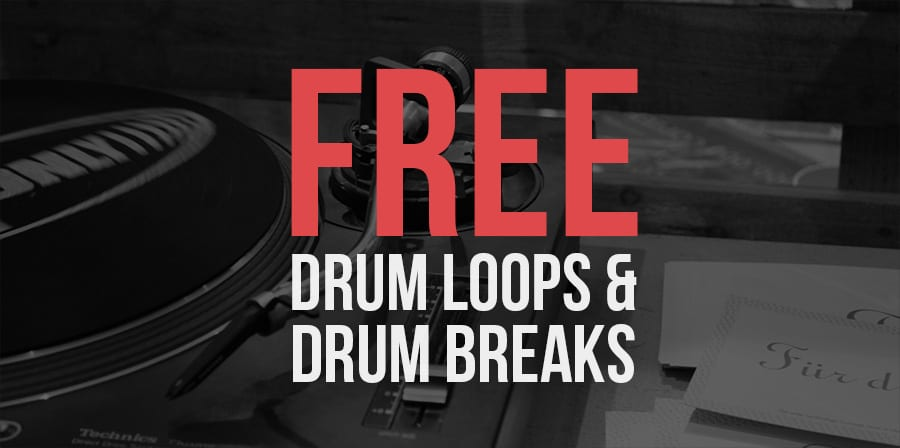 Free Drum Loops & Free Drum Breaks