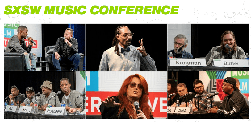 Music Conferences