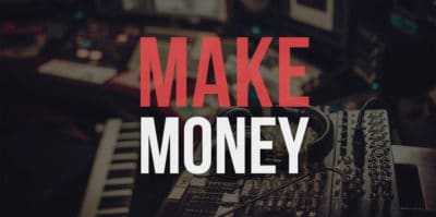 How to Make Money From Music - 40 Tips