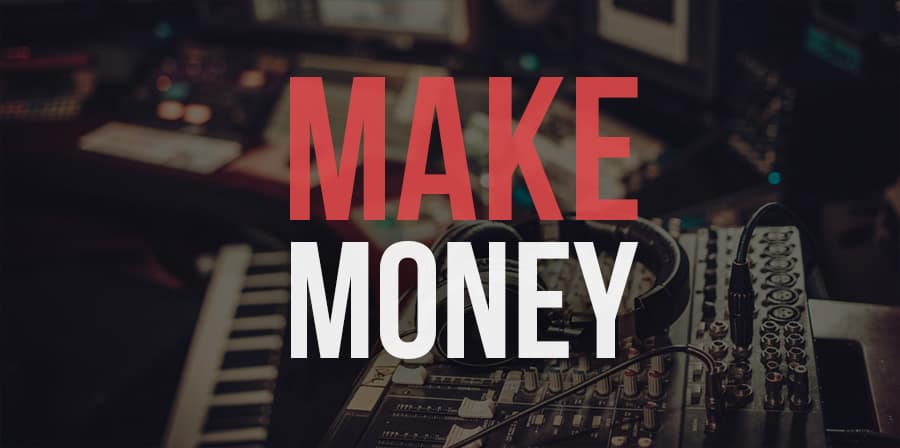 How to Make Money From Music