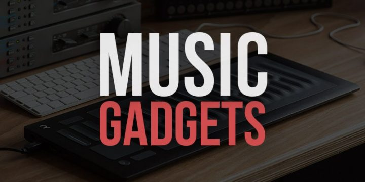 Awesome Music Gadgets & Gear