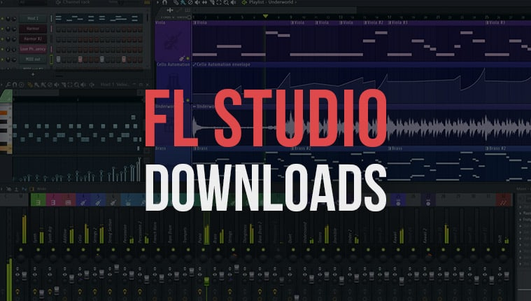 FL Studio Free Downloads