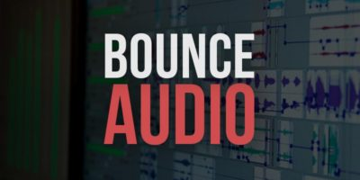 How to Track Out & Export Beats – Bouncing Audio