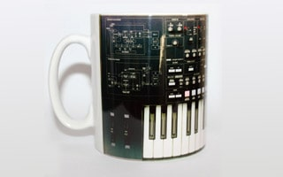 Korg MS2000 Keyboard Mug