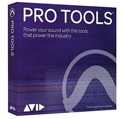 Pro Tools Music Software