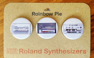 Roland Synthesizers Magnets