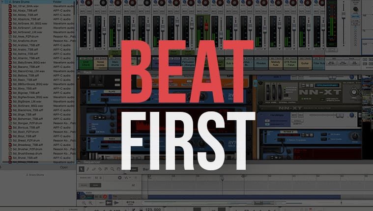 Make Your Beat First