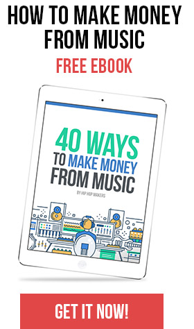 how to write a music production