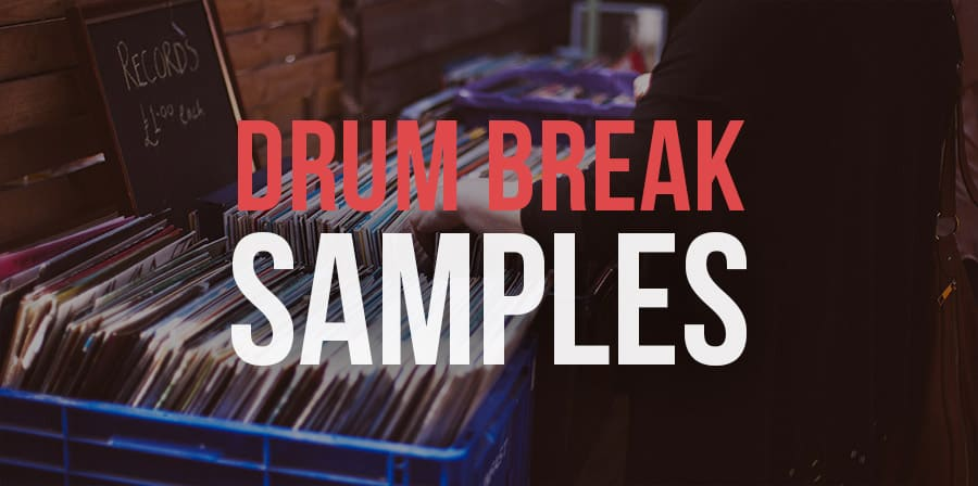 Free Drum Break Samples & Free Drum Break Loops