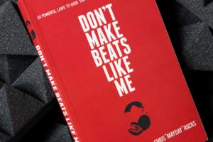 Book Don't Make Beats Like Me