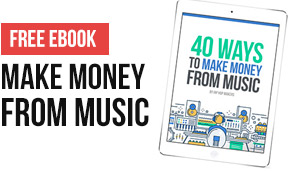Free Music Production Ebook