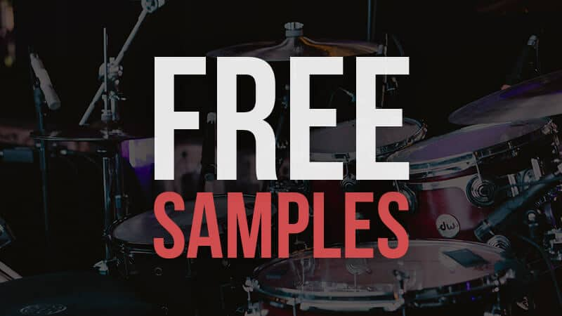 Free Drum Samples, Free Loops, & Free Drum Kits