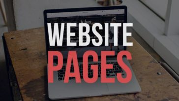 5 Website Pages Every Music Website Needs