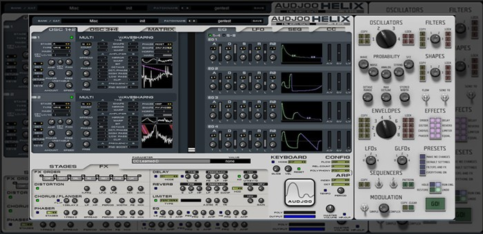 Helix - Best Free Synth VST