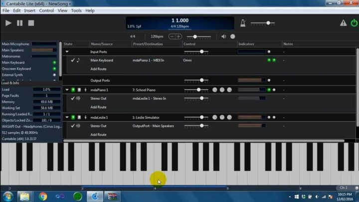 Cantible - Free VST Host Applications