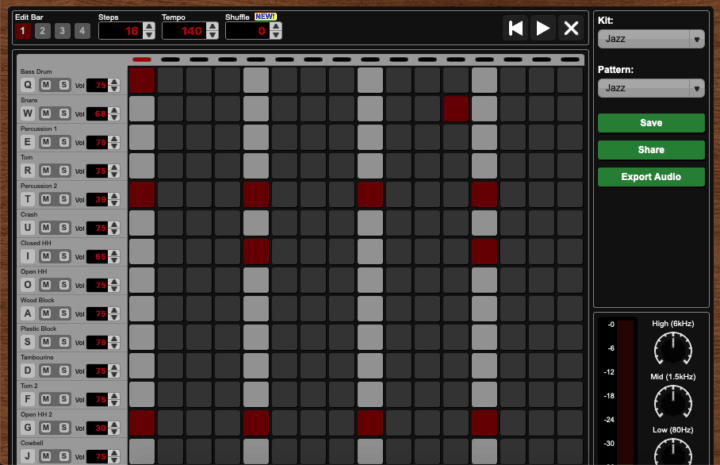 12 Free Online Sequencers to Make Music Online