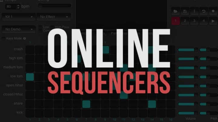 12 Best Free Online Sequencers to Make Music Online for Free!