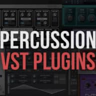 9 Best Free Percussion VST Plugins