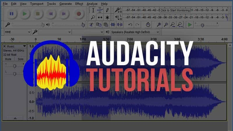 How to Use Audacity in 2019! - Free Audacity Tutorials