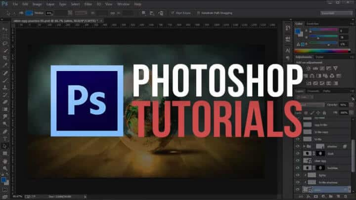 How to Use Photoshop-Free Photoshop Tutorials for Beginners