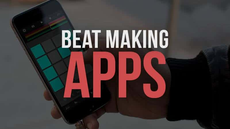 15 Mobile Beat Making Apps - iPhone, iPad, Android