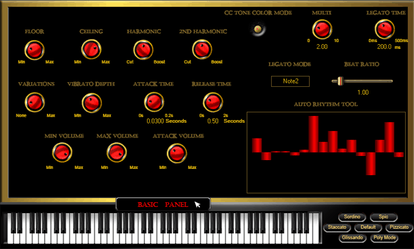 Orchestral Strings One VST Plugin